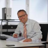 Ralph Krumpen, Geschäftsführer von GFL